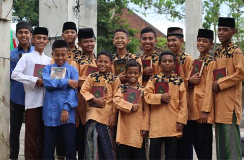 Program Orangtu Asuh DAI Timur Indonesia